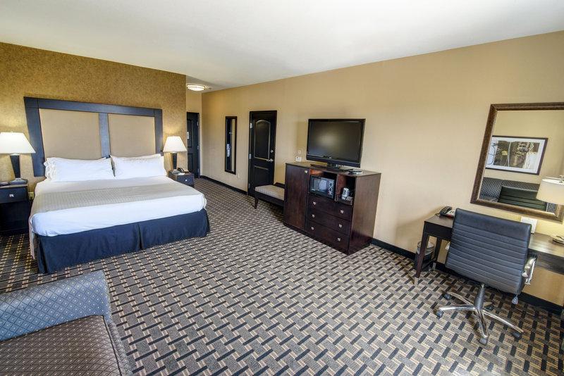 Holiday Inn Arlington NE-Rangers Ballpark-King Leisure Guest Room<br/>Image from Leonardo