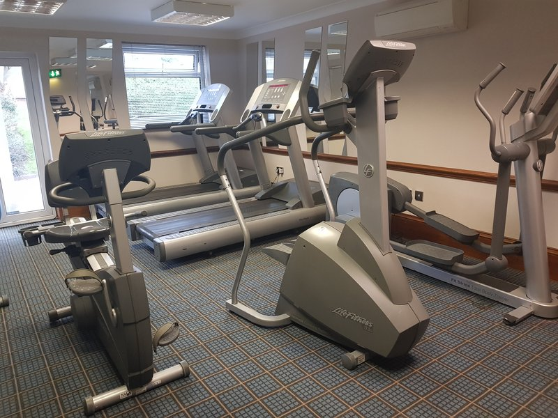 Holiday Inn Derby - Nottingham M1, Jct.25-Mini gym<br/>Image from Leonardo