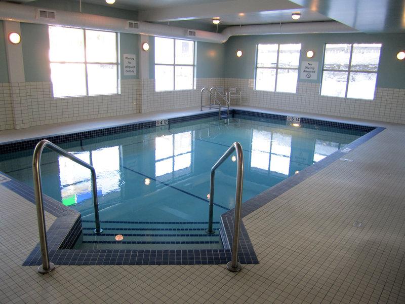 Holiday Inn Express Golden-Kicking Horse-Swimming Pool<br/>Image from Leonardo