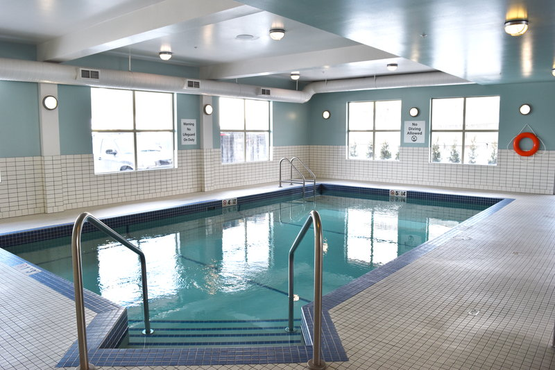 Holiday Inn Express Golden-Kicking Horse-Swimming Pool<br/>Image from Leonardo