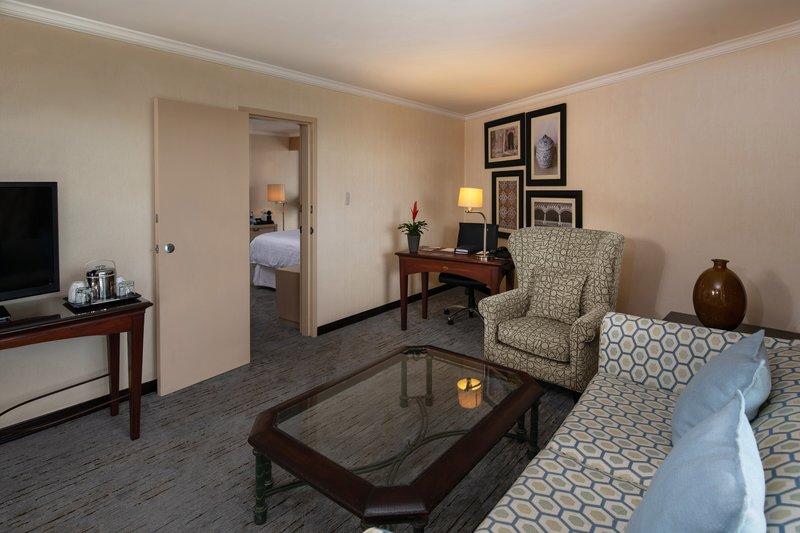 Sheraton Santo Domingo-Suites Living Area<br/>Image from Leonardo