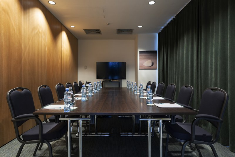 Holiday Inn Tbilisi-Business Boardroom - accommodates 12 persons.<br/>Image from Leonardo