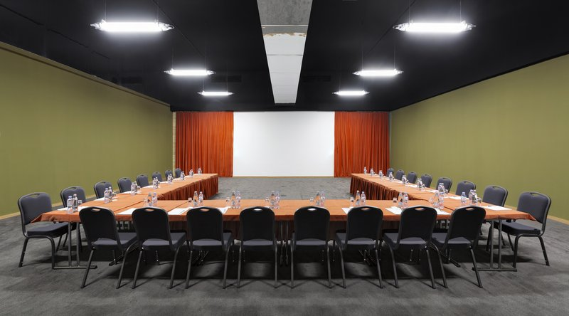 Holiday Inn Tbilisi-Green Room Conference Hall - Accommodates up to 140 persons <br/>Image from Leonardo