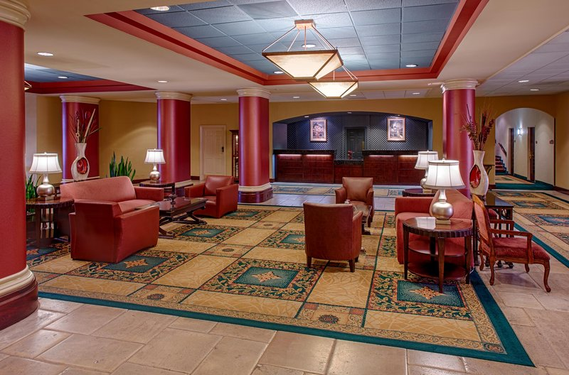 Crowne Plaza Austin-Our lobby is a great place to relax.<br/>Image from Leonardo