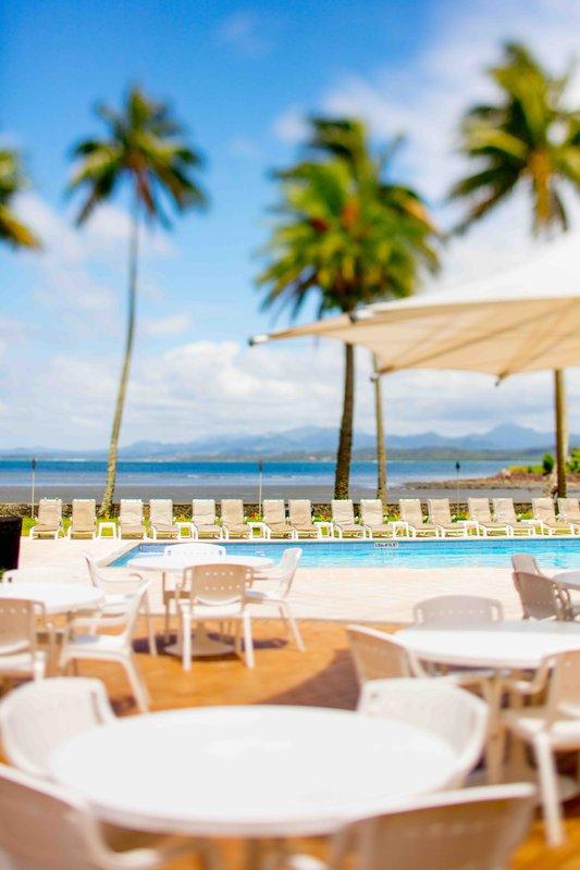 Holiday Inn Suva-Hotel Exterior<br/>Image from Leonardo