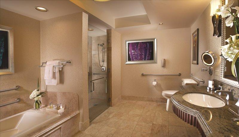 Bellagio-Resort Accessible Bathroom<br/>Image from Leonardo
