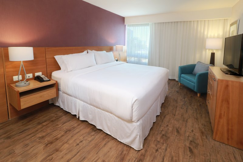 Staybridge Suites Guadalajara Expo-King Bed Guest Room<br/>Image from Leonardo