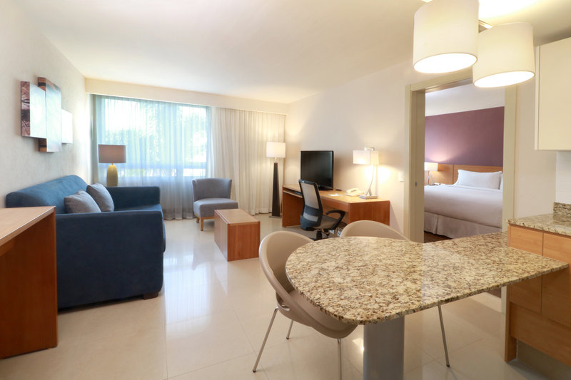Staybridge Suites Guadalajara Expo-Sleeper Sofa<br/>Image from Leonardo