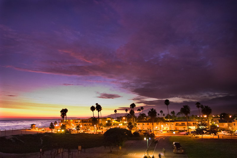 Holiday Inn Express & Suites Carpinteria-Gorgeous Beach Sunsets<br/>Image from Leonardo