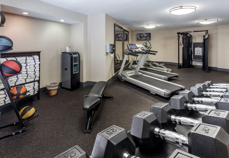 Holiday Inn Express & Suites Carpinteria-Fitness Center<br/>Image from Leonardo