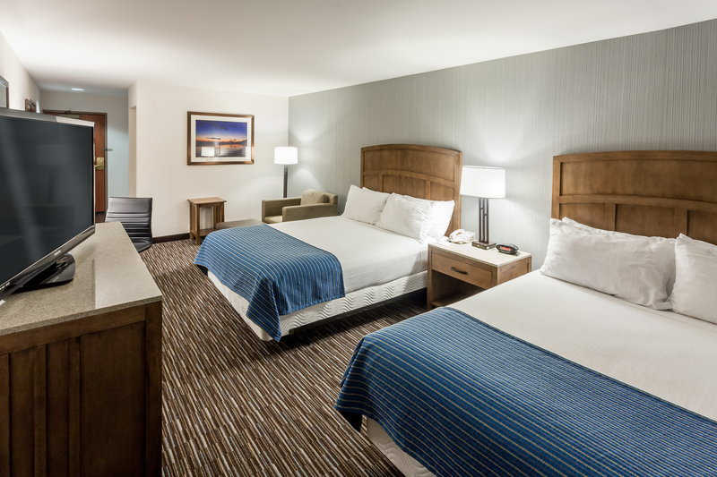 Holiday Inn Express & Suites Carpinteria-Double Bed Guest Room<br/>Image from Leonardo