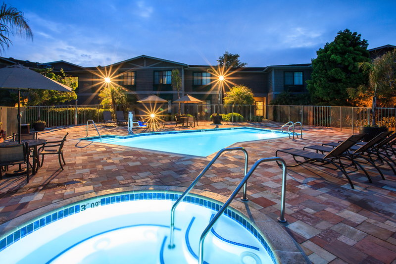 Holiday Inn Express & Suites Carpinteria-Both our Pool & Spa offer ADA Accessiblity<br/>Image from Leonardo