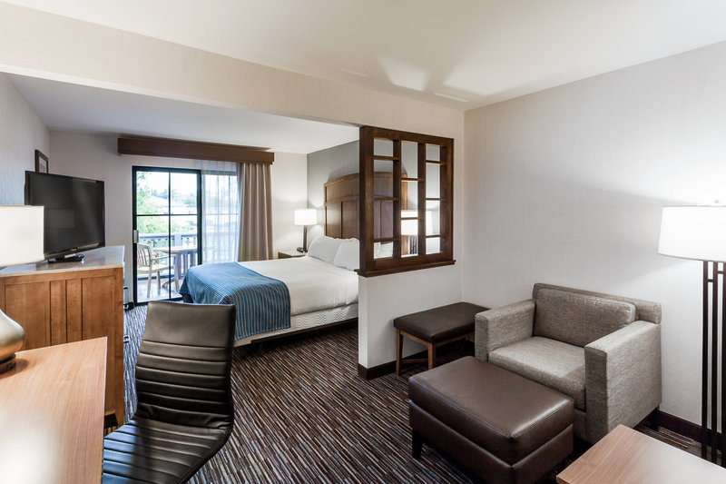Holiday Inn Express & Suites Carpinteria-King Bed Guest Room<br/>Image from Leonardo