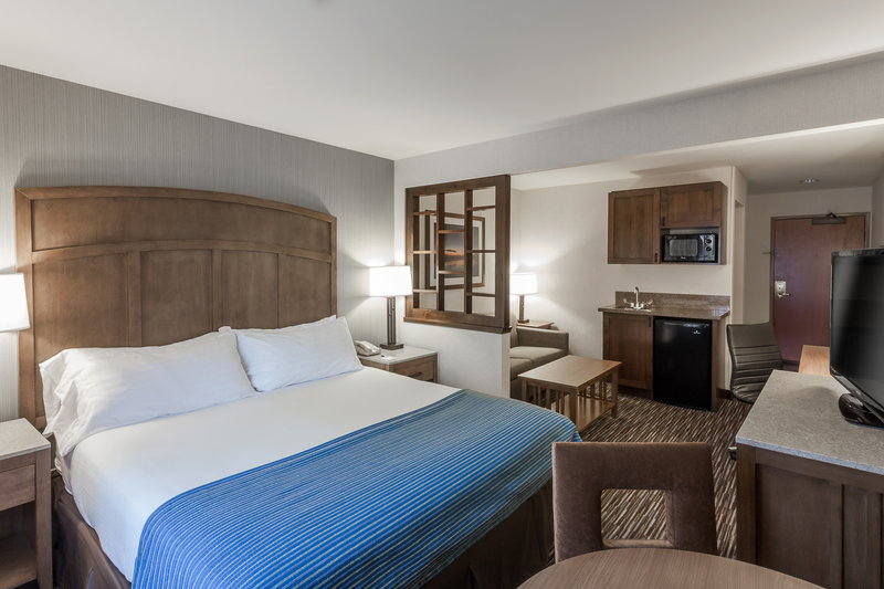 Holiday Inn Express & Suites Carpinteria-Oversized Guestrooms, Wet Bars Available<br/>Image from Leonardo
