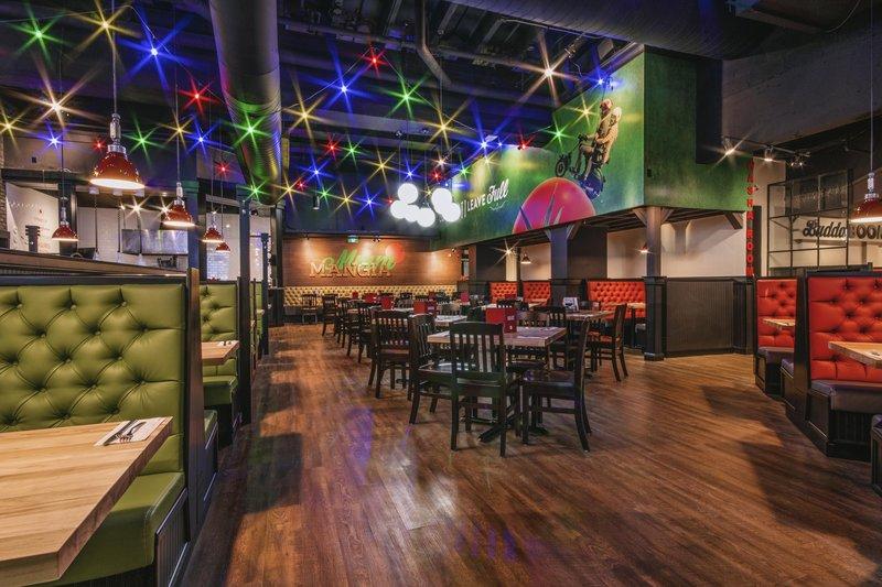 Holiday Inn St. John's Conference Centre-Restaurant<br/>Image from Leonardo
