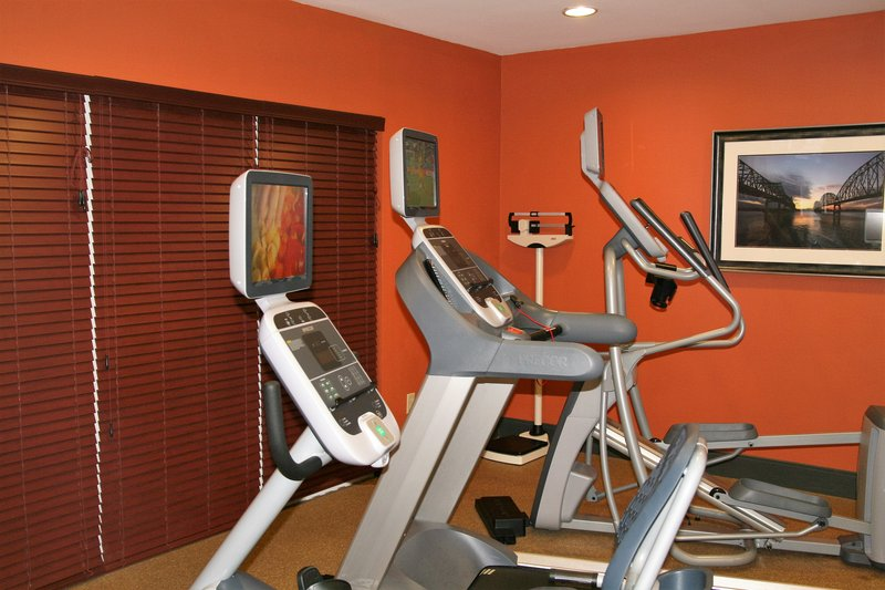 Holiday Inn Express & Suites Brooksville West-Fitness Center<br/>Image from Leonardo