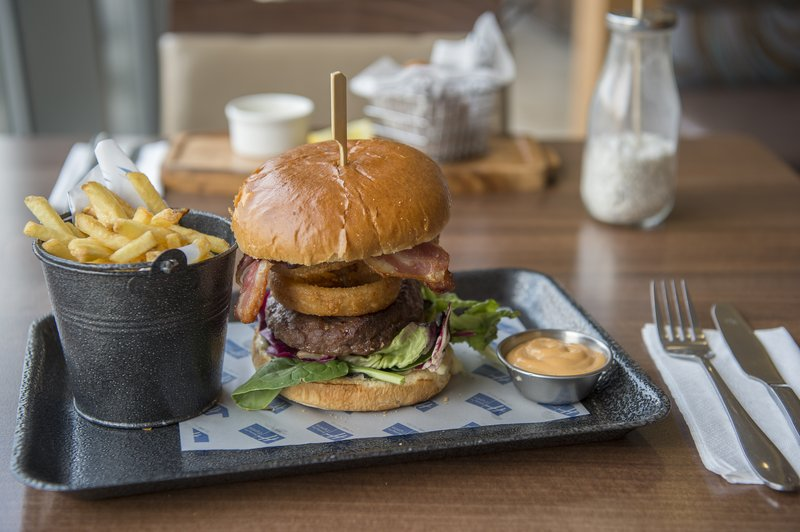 Holiday Inn Express Sheffield City Centre-Enjoy a delicious freshly cooked Burger<br/>Image from Leonardo