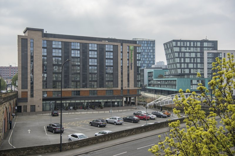 Holiday Inn Express Sheffield City Centre-Located in Sheffield city centre<br/>Image from Leonardo