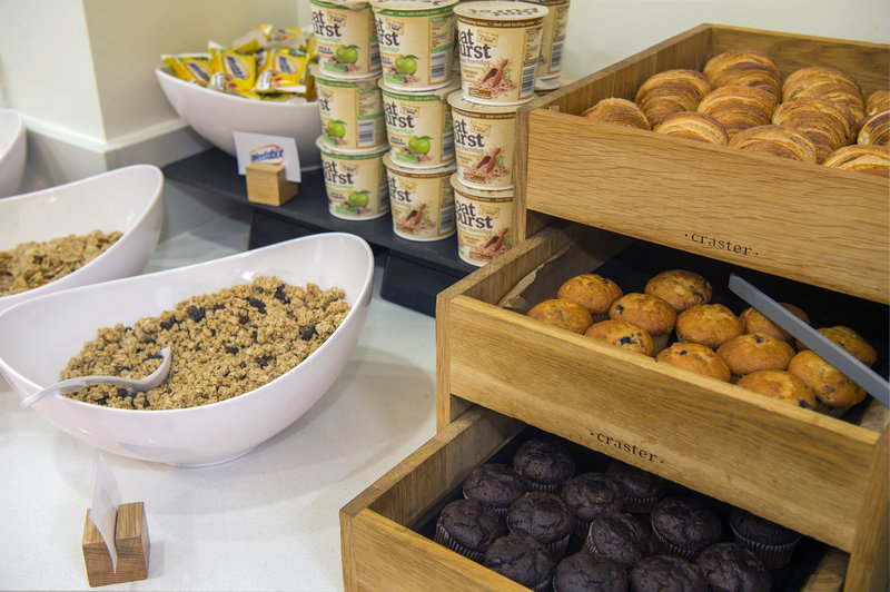 Holiday Inn Express Sheffield City Centre-Treat yourself to a muffin at breakfast<br/>Image from Leonardo