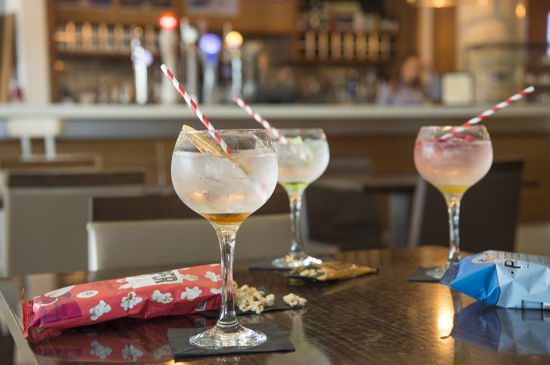 Holiday Inn Express Sheffield City Centre-Enjoy a Gin cocktail<br/>Image from Leonardo