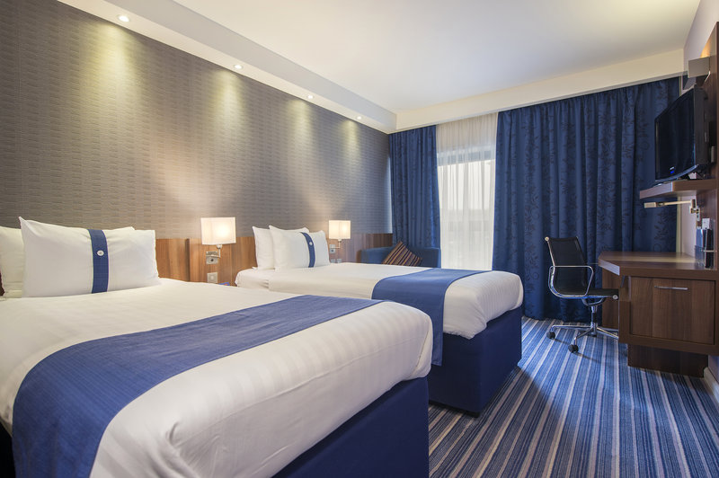 Holiday Inn Express Sheffield City Centre-2 single beds in our Twin rooms<br/>Image from Leonardo