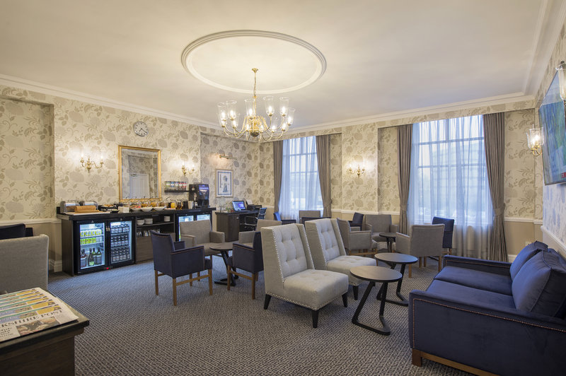 Holiday Inn Sheffield-Exclusive Club lounge<br/>Image from Leonardo