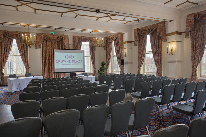 Holiday Inn Sheffield-The Assembly is the second largest meeting space<br/>Image from Leonardo