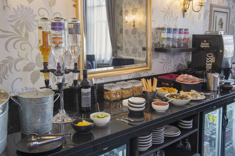 Holiday Inn Sheffield-Canapes served from 5pm to 7pm in the Club Lounge<br/>Image from Leonardo