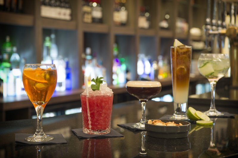 Holiday Inn Sheffield-Choose from a variety of cocktails<br/>Image from Leonardo