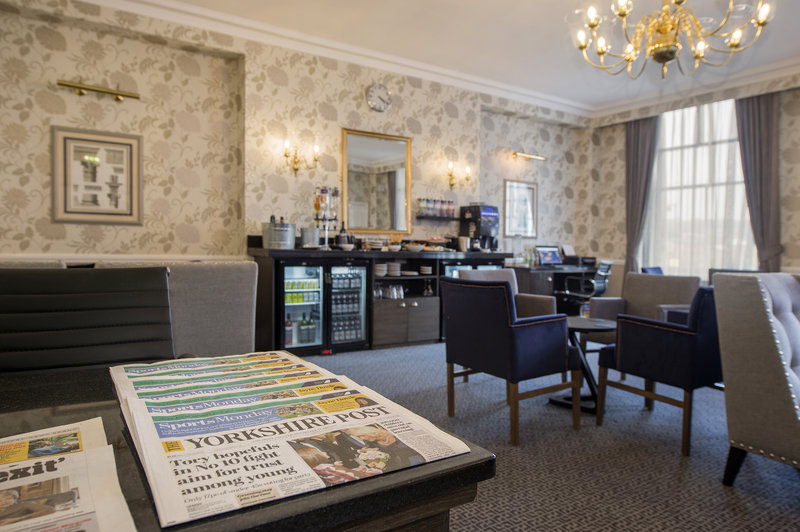 Holiday Inn Sheffield-Relax and unwind in the Club Lounge<br/>Image from Leonardo