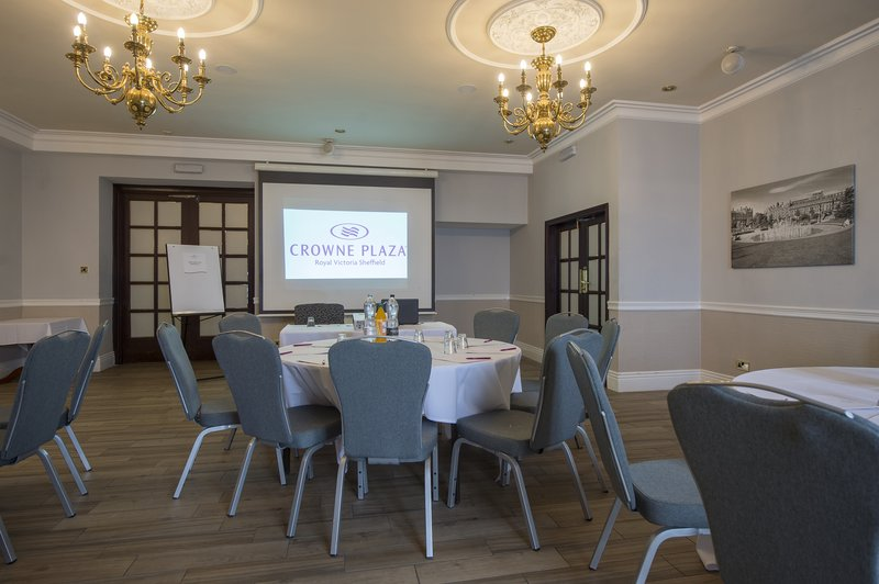 Holiday Inn Sheffield-Waverley Suite is ideal for a seminar<br/>Image from Leonardo