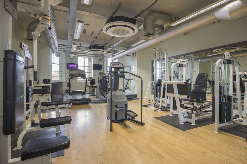 Holiday Inn Sheffield-The Health Club is open 24 hours a day<br/>Image from Leonardo