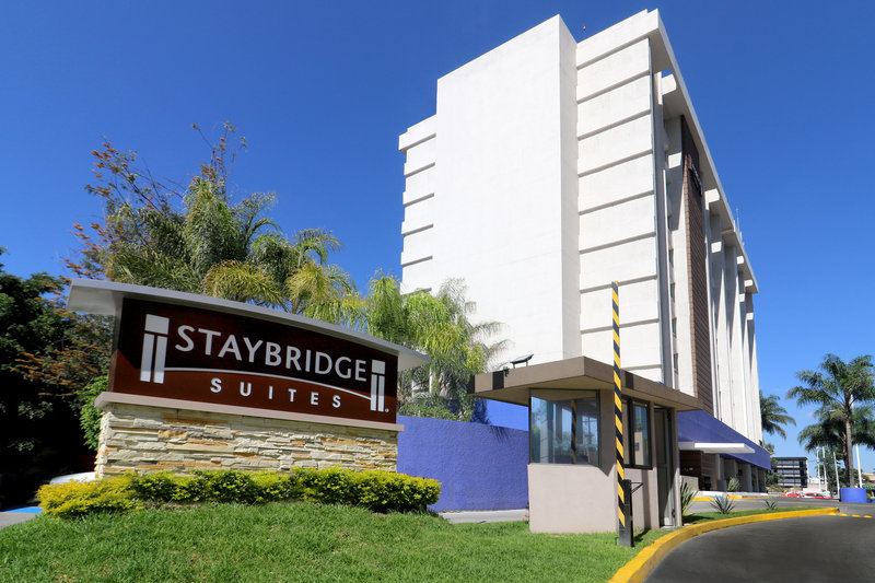 Staybridge Suites Guadalajara Expo-Hotel Exterior<br/>Image from Leonardo