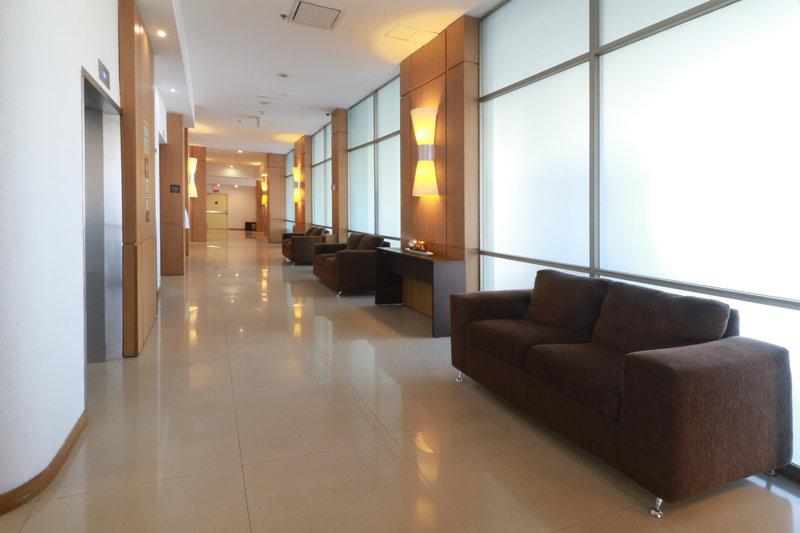 Staybridge Suites Guadalajara Expo-Hallway<br/>Image from Leonardo