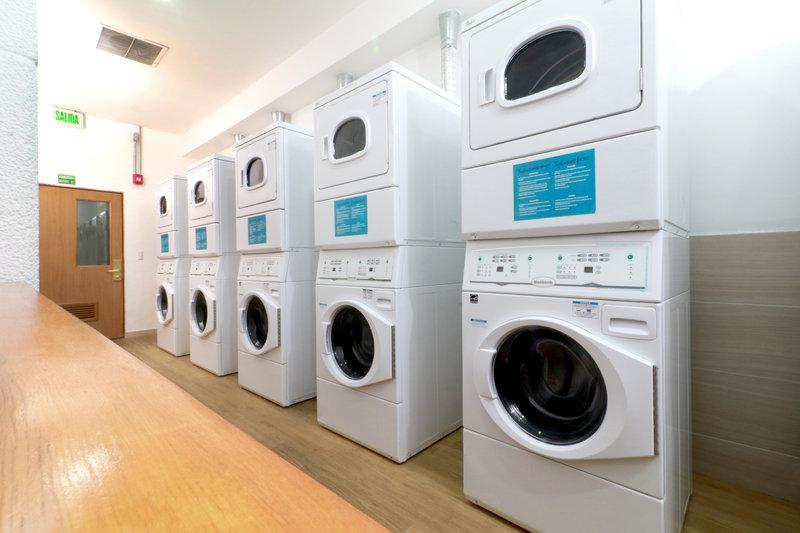 Staybridge Suites Guadalajara Expo-Laundry Facility<br/>Image from Leonardo