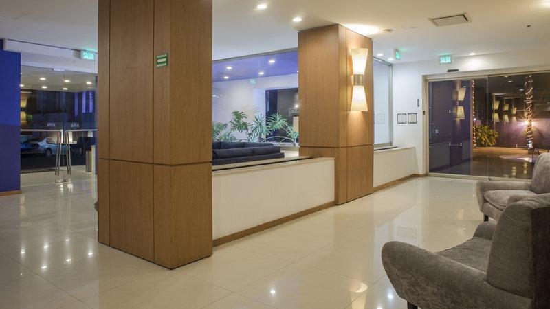 Staybridge Suites Guadalajara Expo-Lobby Lounge<br/>Image from Leonardo