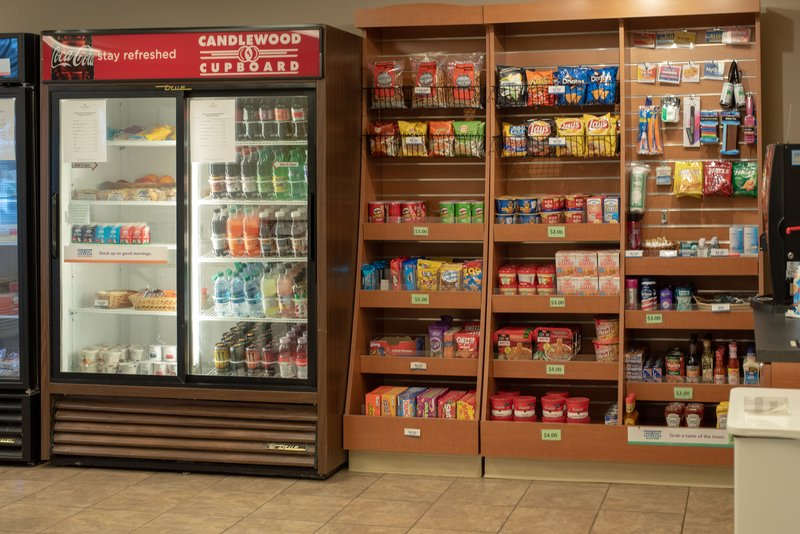 Candlewood Suites Pittsburgh-Airport-Candlewood Cupboard:  drinks, snacks, sundry items<br/>Image from Leonardo