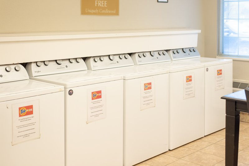 Candlewood Suites Pittsburgh-Airport-6 Free washers available 24 hrs a day<br/>Image from Leonardo