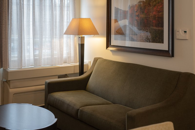 Candlewood Suites Pittsburgh-Airport-Sleeper Sofa<br/>Image from Leonardo