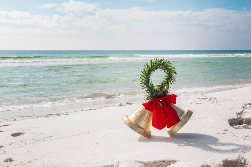 Holiday Inn Resort Pensacola Beach Gulf Front-Christmas season on beautiful Pensacola Beach<br/>Image from Leonardo