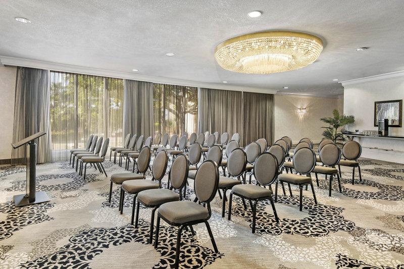 Riviera Palm Springs-Salon II - Classroom Setup<br/>Image from Leonardo