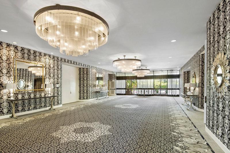 Riviera Palm Springs-Grand Ballroom Foyer<br/>Image from Leonardo