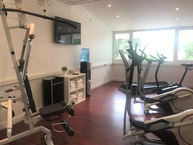 Holiday Inn Lille - Ouest Englos-Gym<br/>Image from Leonardo