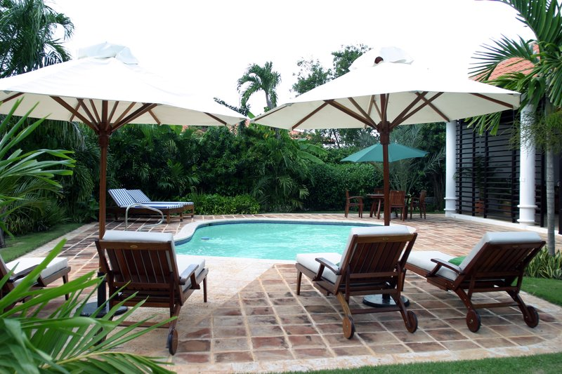 Casa De Campo - Garden 4 Bedroom Villa Pool Area <br/>Image from Leonardo