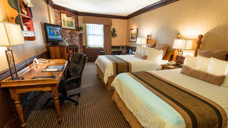 Best Western Fireside Inn-QQ Room 2 No BW Icon<br/>Image from Leonardo
