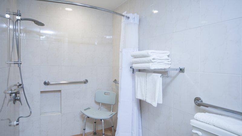 Holiday Inn Ciudad Del Carmen-Bathroom Amenities<br/>Image from Leonardo