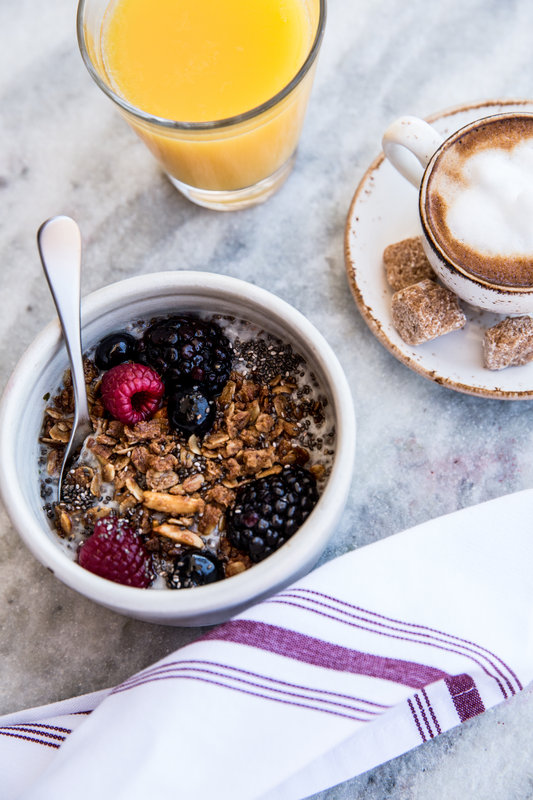 Hotel Allegro; A Kimpton Hotel - Breakfast Available <br/>Image from Leonardo