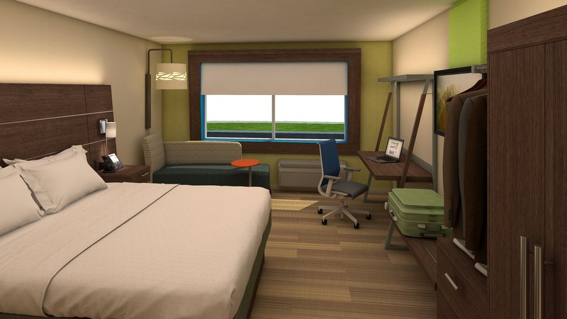 Holiday Inn Express Cincinnati North - Monroe-Photo is a representative - actual hotel photo coming soon<br/>Image from Leonardo