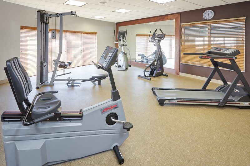 Holiday Inn Express Hampton - Coliseum Central-Fitness Center<br/>Image from Leonardo