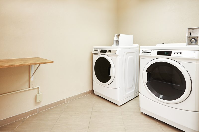Holiday Inn Express Hampton - Coliseum Central-Laundry Facility<br/>Image from Leonardo
